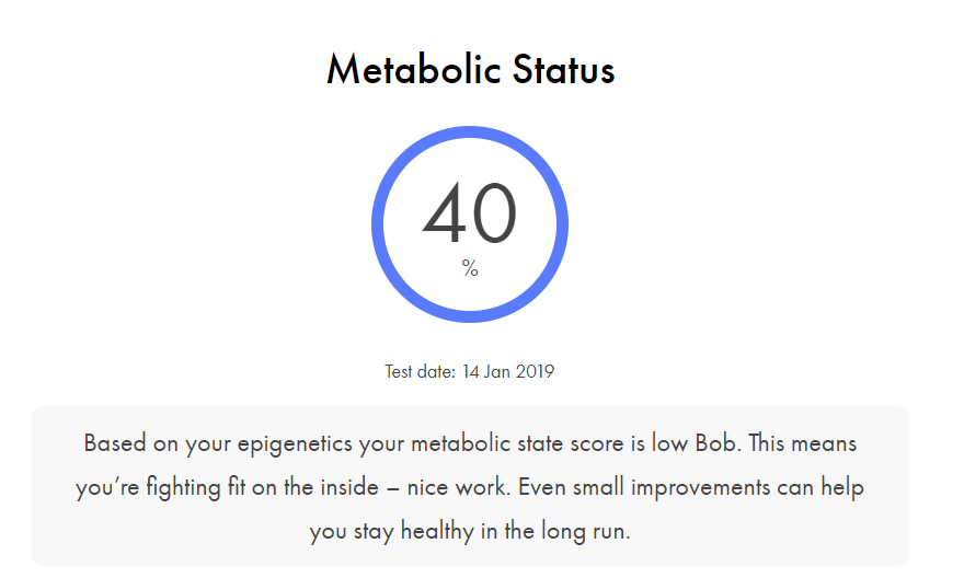 Awesome Screenshot app stage chronomics dashboard you indicator metabolic status overview 2019 08 13 3 08