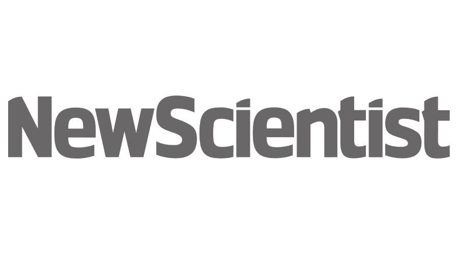 New scientist logo vector