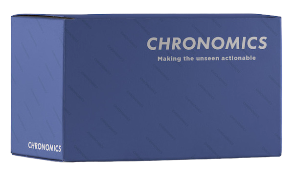 Chronomics reagents